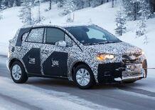 Opel Meriva III, via le portiere controvento