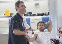 MotoGP, Clinica Mobile. La Caduta di Cal Crutchlow a Le Mans