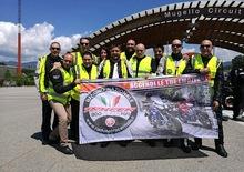 1° raduno Yamaha Tracer in Toscana