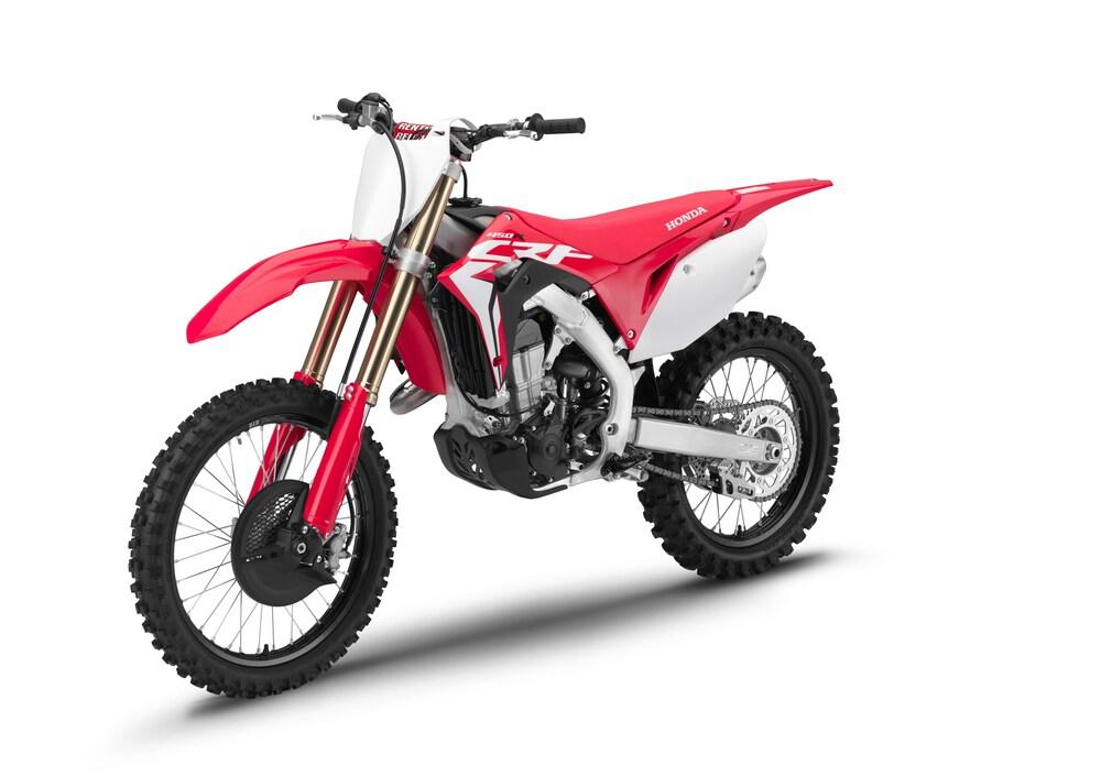 Honda CRF 450 R (2019)