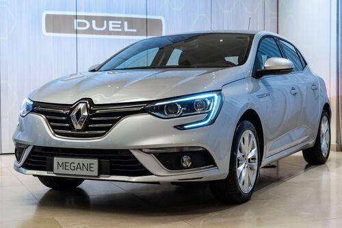 Renault Megane Duel, ecco il nuovo allestimento