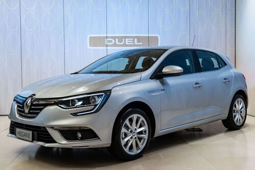 Renault Megane Duel, ecco il nuovo allestimento (8)