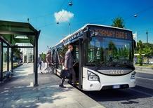 Parigi: dal bando ai Diesel ai bus a metano Iveco
