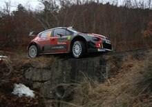 "WRC18 Citroen. Meeke ""Fired"". Nervi a fior di pelle?"