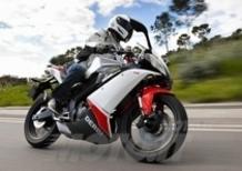 Tre nuove moto 125 cc 4T