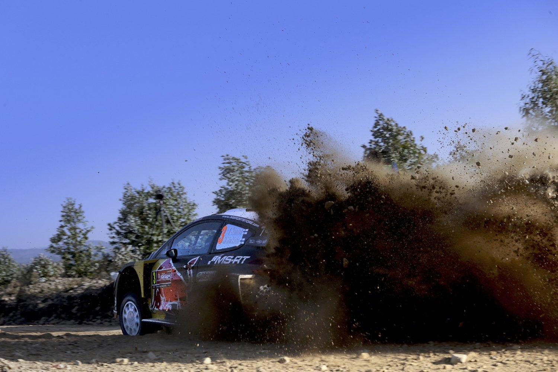 WRC, Rally Portogallo 2018: le foto più belle