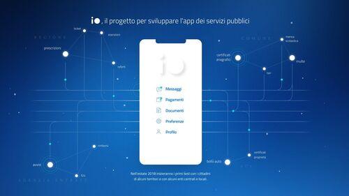 Multe e bollo si pagheranno con IO, l'app smartphone per tutti i servizi pubblici (3)