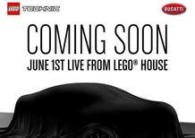 Bugatti Chiron, in arrivo la versione 1:8 della Lego