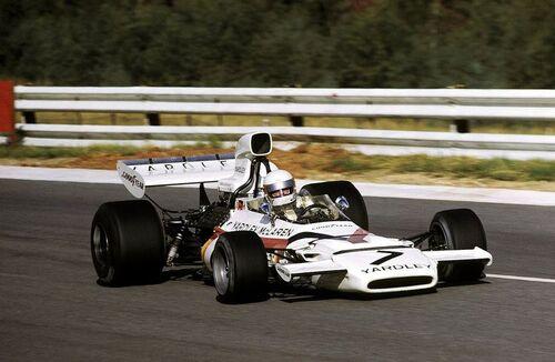 Formula 1: la vera storia di Jody Scheckter - 1a Parte (2)