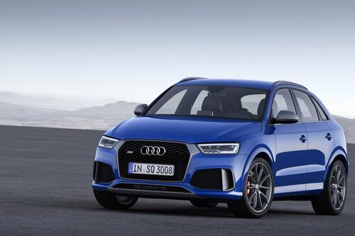 Audi RS Q3 Performance: 367 cavalli per il SUV di Ingolstadt (2)