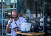 Dakar 2016: Temporary Internet Satellite Café Intermatica