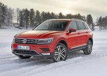 Nuova Volkswagen Tiguan 4Motion, arriva la 4x4