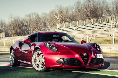 Le auto del Milione: Alfa Romeo 4C (9)