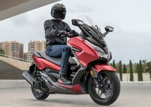 Honda Forza 125 versione 2018