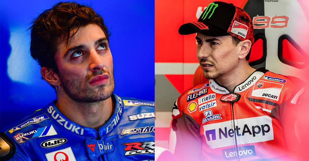 """Lorenzo: """"Correrò ancora due anni"""". Iannone: """"Suzuki ha scelto Mir"""""""