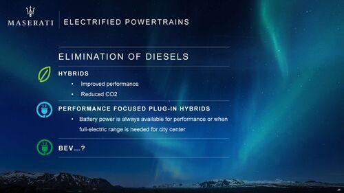 Maserati: Alfieri, D-SUV ed elettriche nel piano industriale 2018-2022 (7)