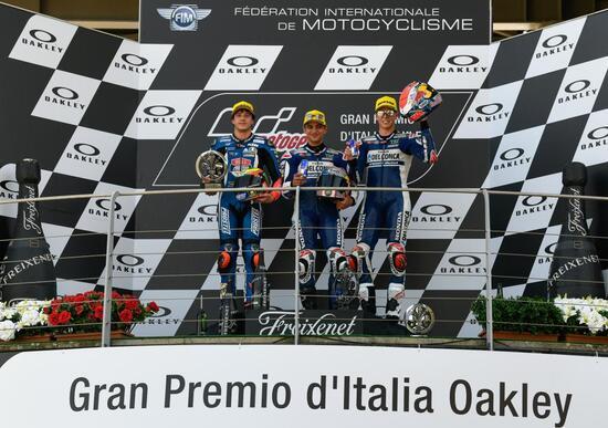 MotoGP 2018. Martin vince in Moto3 al Mugello