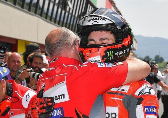 MotoGP 2018. Lorenzo: La fiducia è arrivata troppo tardi