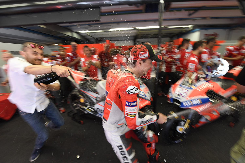 Gallery MotoGP. Le foto più belle del GP d'Italia 2018
