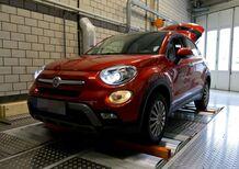 Fiat 500X sotto accusa: DUH, NOx oltre i limiti