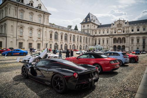 Salone dell'Auto di Torino: le foto più belle del Parco Valentino (3)