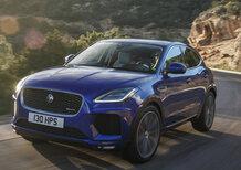 Jaguar E-Pace, arriva un nuovo motore benzina