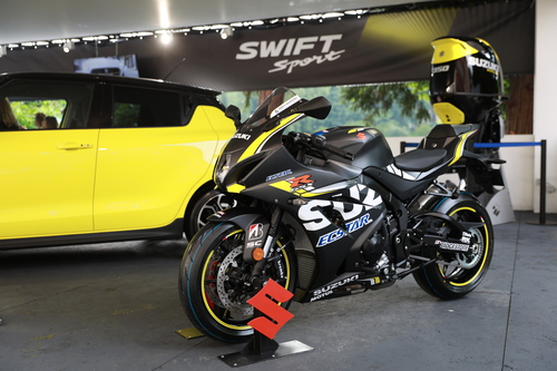 Suzuki GSX-R 1000 BeeRacing. Special replicabile (2)