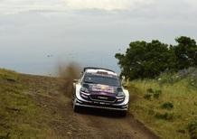 WRC18 Italia Sardegna. Ogier (Ford M-Sport) VS Neuville (Hyundai), è guerra!