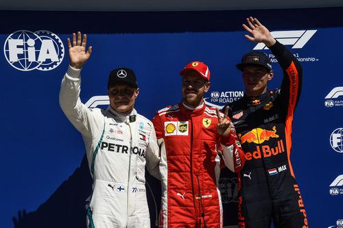 F1, GP Canada 2018: vince Vettel (8)