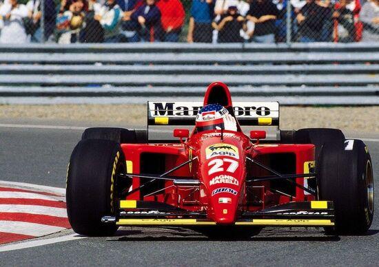 F1, GP Canada 1995: Jean Alesi e il regalo di compleanno perfetto