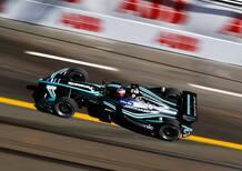 Formula E, ePrix di Zurigo: pole per Evans