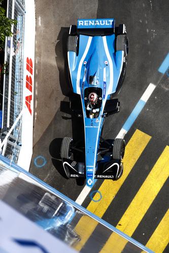 Formula E, ePrix di Zurigo: vince Di Grassi (9)