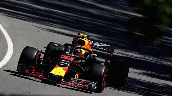 Max Verstappen prenderà il via del GP del Canada dalla terza posizione