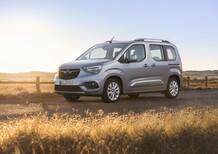 Opel Combo Life: ora disponibile in Italia, ecco i prezzi