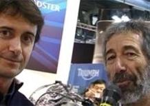 Intervista a Triumph, le novità presentate ad Eicma