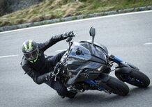 Andrea Colombi (Yamaha): La Niken protagonista di 20.000 Pieghe con Moto.it