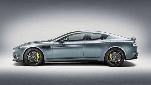 Aston Martin Rapide AMR, la serie limitata da 600 CV (7)