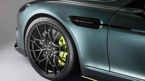 Aston Martin Rapide AMR, la serie limitata da 600 CV (9)