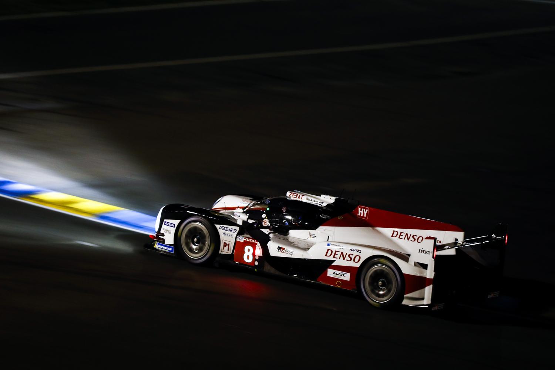24 Ore di Le Mans 2018, Toyota in pole provvisoria con Nakajima