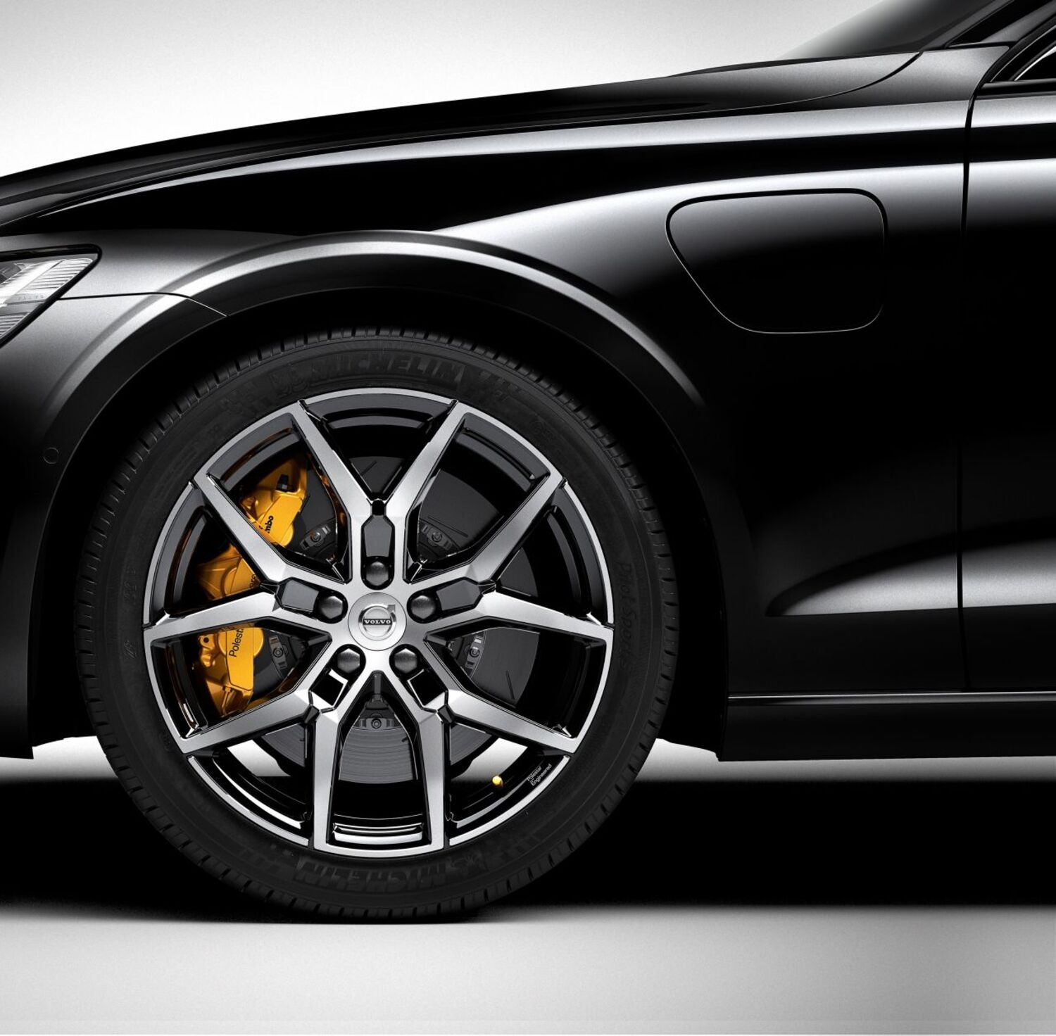 Volvo S60, arriva il kit Polestar Engineered