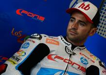 Héctor  Barberá in Supersport con Puccetti?