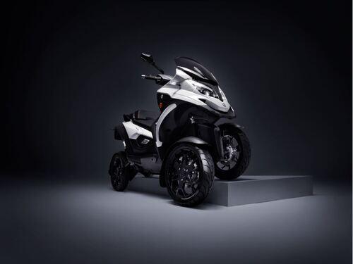 Quadro Qooder, finalmente in commercio lo scooter antibuche