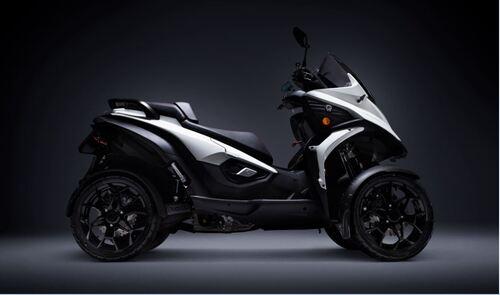 Quadro Qooder, finalmente in commercio lo scooter antibuche (4)