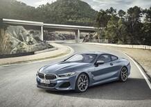 Nuova BMW Serie 8: eccola dal vivo [video]