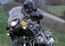 BMW R 1200 GS e Adventure