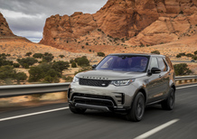 Land Rover Discovery MY 2019, le novità
