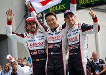 Le Mans 2018: Toyota-Alonso, quando la matematica (sfiga) non è un'opinione