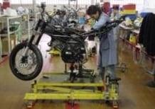 Moto Morini ha cessato la produzione