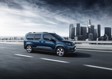 Peugeot Rifter 2018, ecco i prezzi della nuova generazione