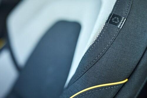 Volvo, dal 2025 ogni vettura nuova avrà il 25% di plastica riciclata (8)